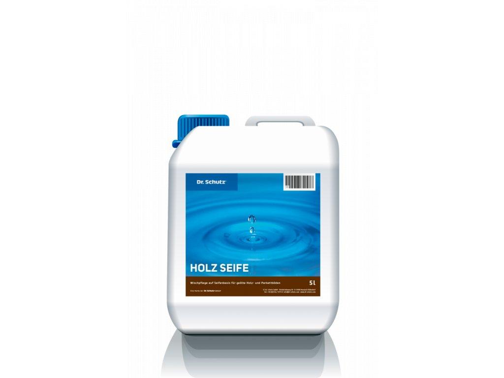 Dr. Schutz -Mýdlo na dřevo, obsah 5 l