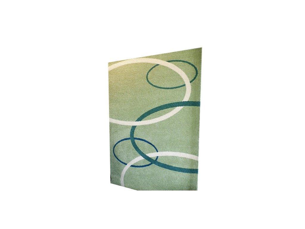 CHAMONIX 160*230 Zelený