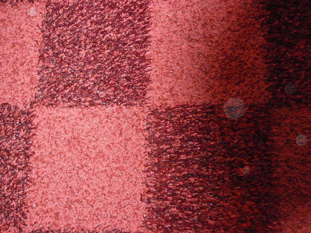 NEVADA 160*230 cm, Tmavě červený