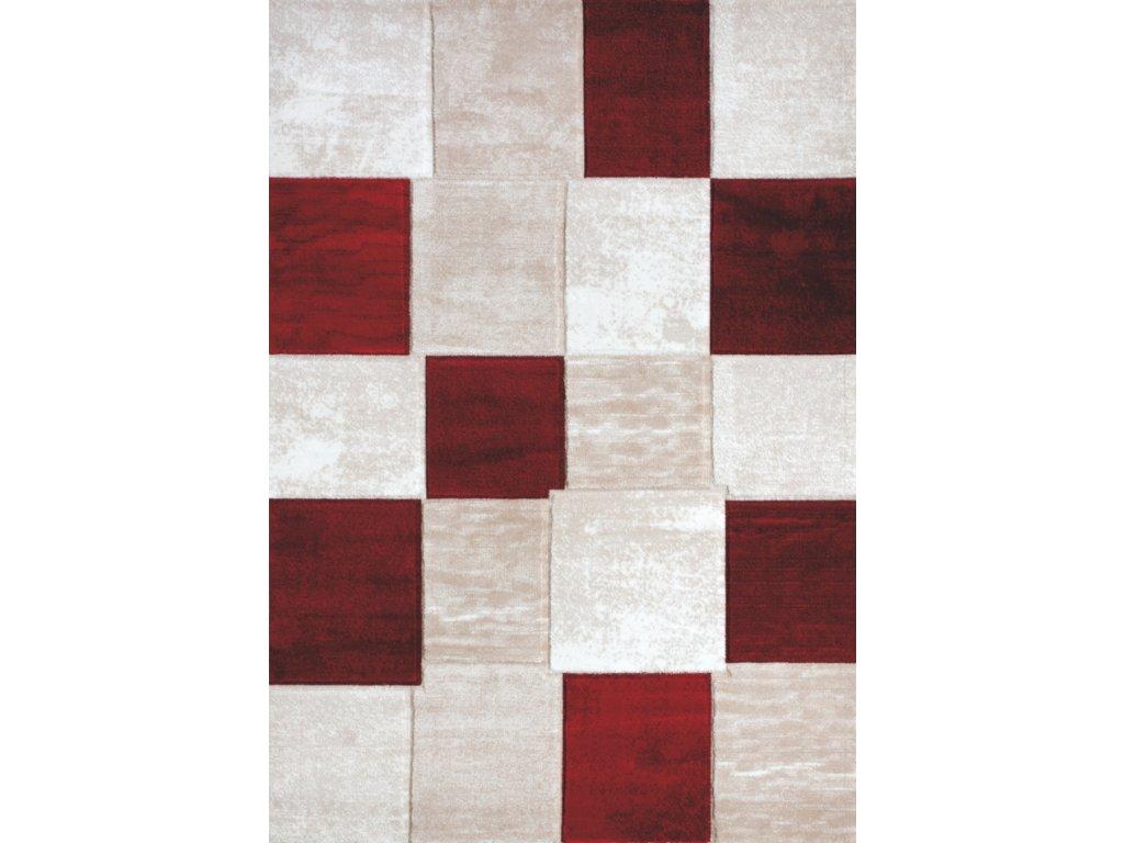 TOPAZ  200*290 cm, barva 1166 RED