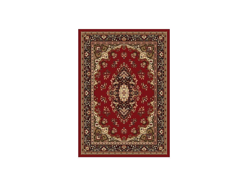 SAMIRA NEW 60 x 220 cm, barva 12001-011 červená, perský vzor se středem - doprodej