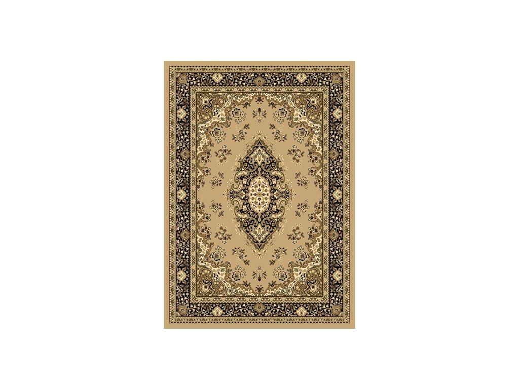 SAMIRA NEW 200 x 280 cm, barva 12001-050 béžová, perský vzor se středem - doprodej