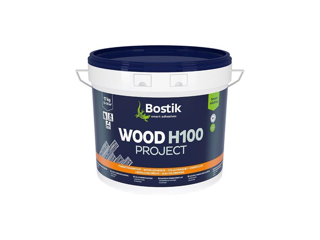 WOOD H100 PROJECT/BOSTIK Nibofloor PK 100-17 kg