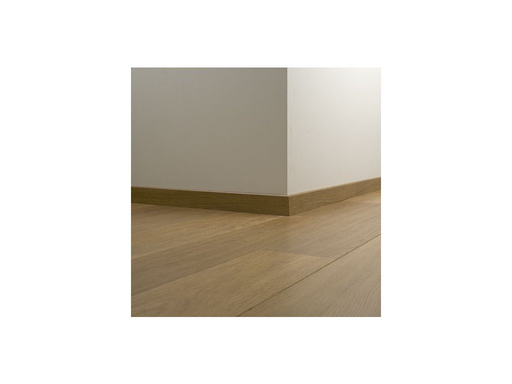 Soklová lišta Quick-step, 58 x 12x 2400 mm
