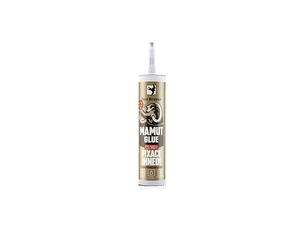 Den Braven Mamut glue- lepidlo - High Tack-290 ml