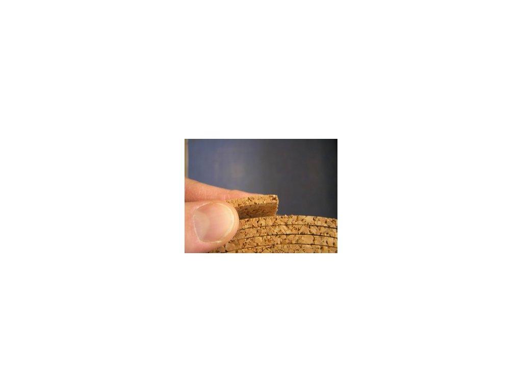 Korková role/ podložka, tl. 4 mm