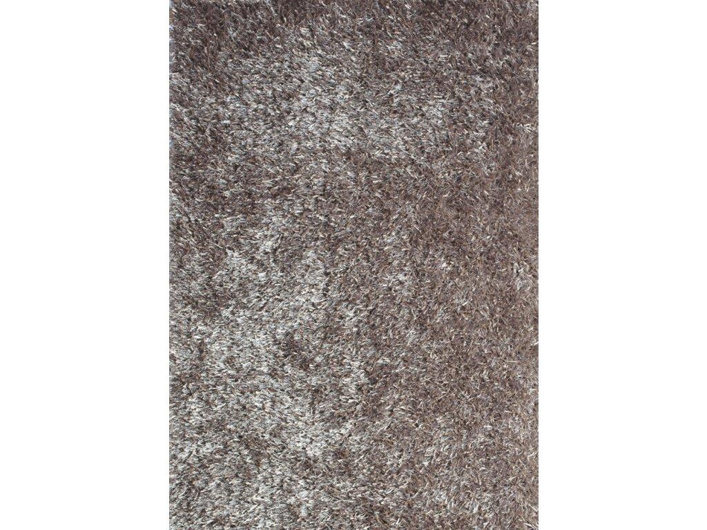 LILOU 200 x 290 cm, barva TAUPE šedá, výška vlasu 35mm - doprodej
