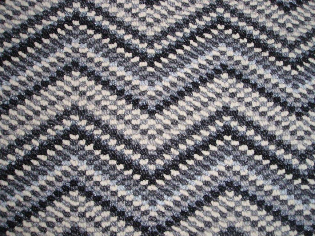 VIVID WIDE AB koberec  š. 4 m, barva 7728 antracit