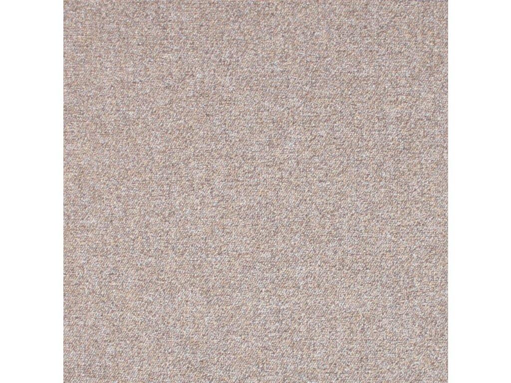 BEST-kobercové čtverce, 100%PA, 50x50cm, třída zát.33, barva 69 hnědá,nehoř. Bfl-s1