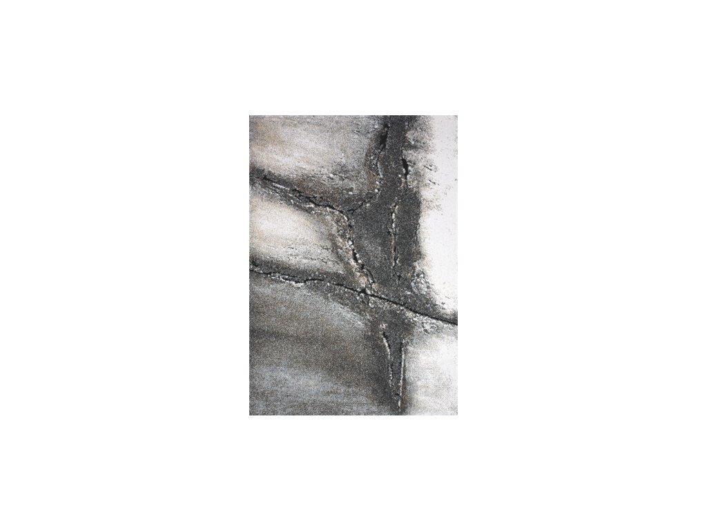 IBIZA -20859/095 grey- kusový koberec 120*170 cm