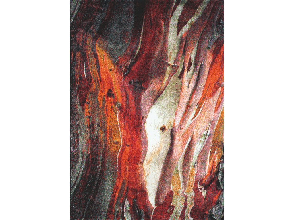 RUST- 2130/910 RED  200*290