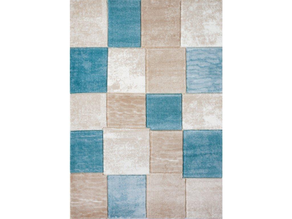 TOPAZ 80 x 150 cm, barva 1166/02 TURKYZ