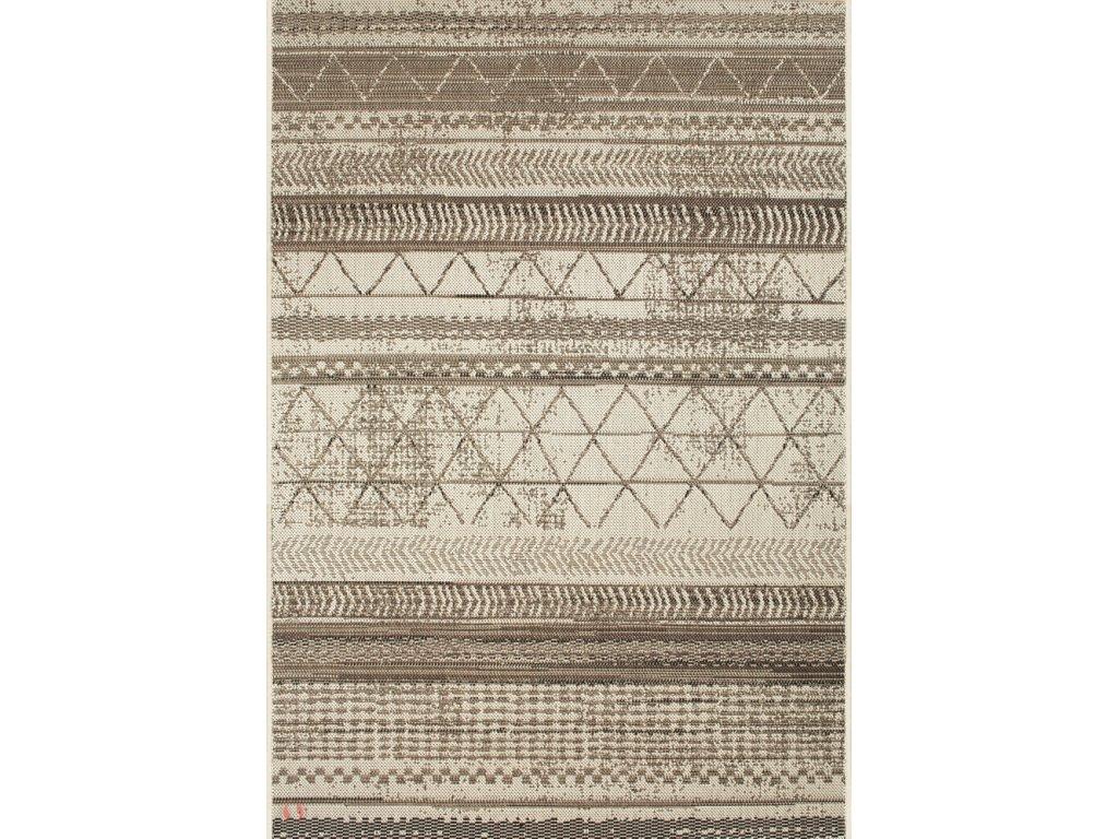 Star - vel. 160 x 230 cm, Brown 19282/286