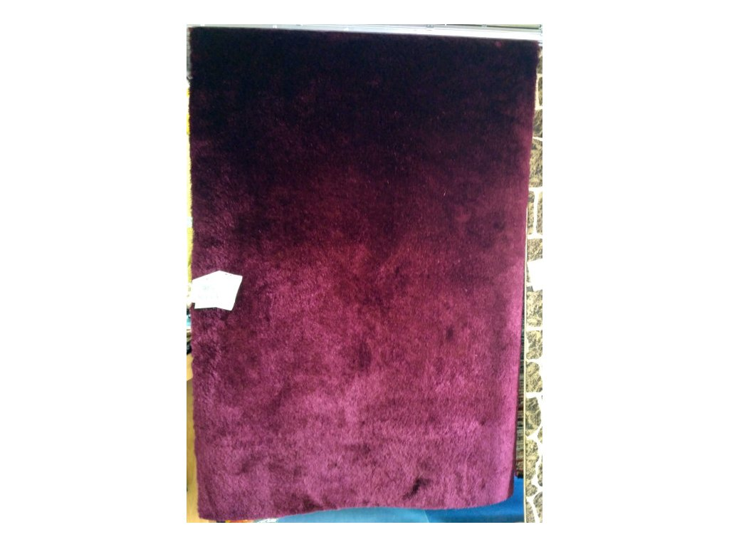 VICTOR 160 x 230cm barva vínová