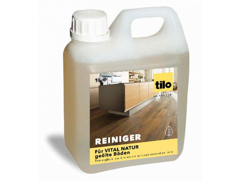TILO -REINIGER-VITAL NATUR-pro ošetřování olejovaných podlah-1litr