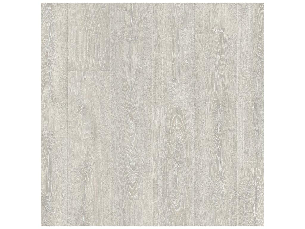 QUICK STEP IMPRESSIVE - Dub klasický s patinou šedý