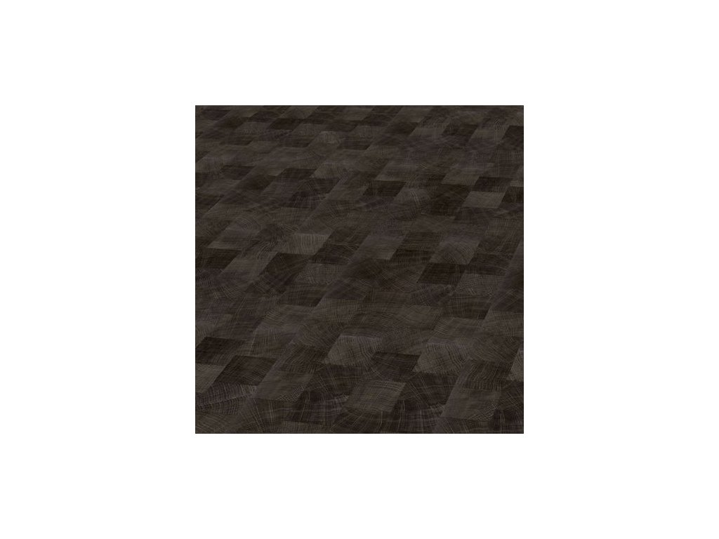 Objectflor Expona Domestic C13 5843 Dark Endgrain Woodblock