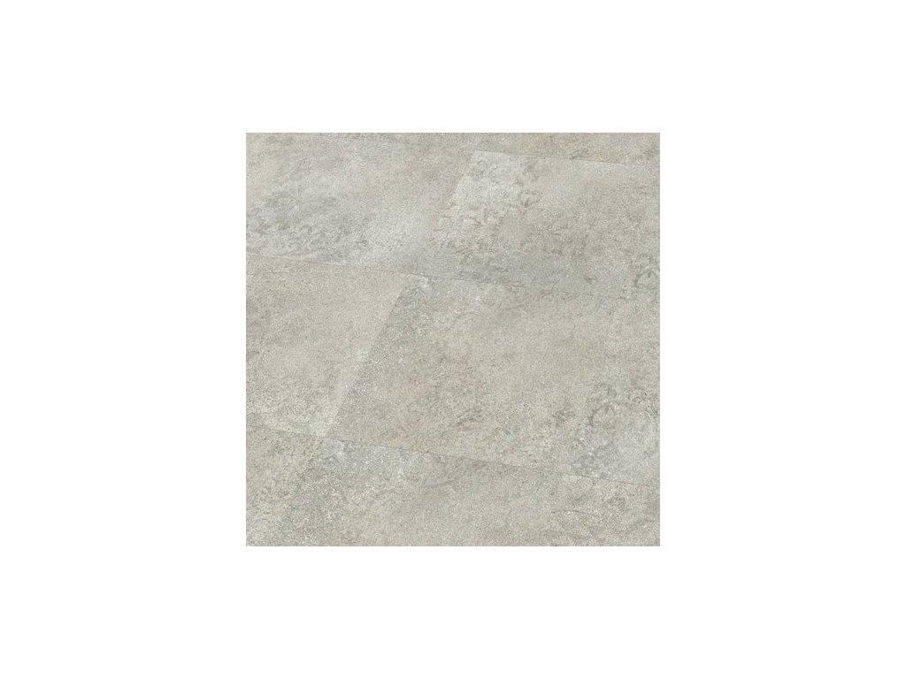 Objectflor Expona Domestic P10 5868 Ivory Stencil Concrete