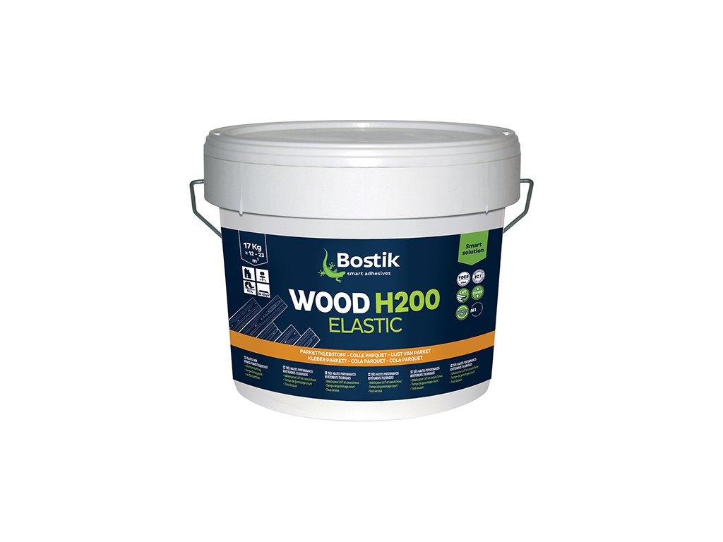 d wood h200 elastic