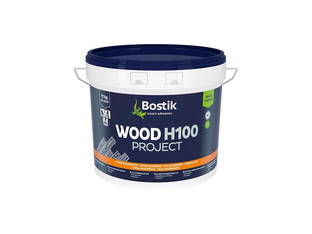 Bostik WOOD H100 PROJECT 17kg