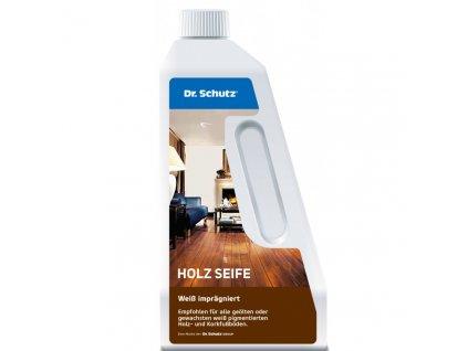 Dr. Schutz -Mýdlo na dřevo, obsah 0,75 l