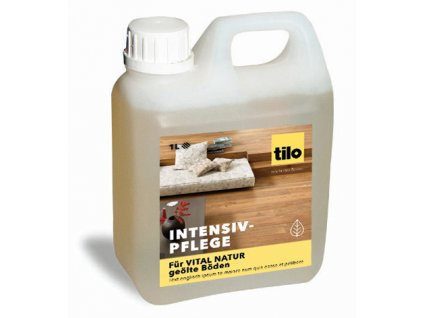 TILO Intenzivní péče oleje VITAL, 1 litr/INTESIV-PFLEGE/ pro přeolejování podlahy .
