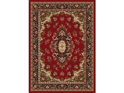 SAMIRA NEW 120 x 170 cm, barva 12001-011 červená, perský vzor se středem - doprodej