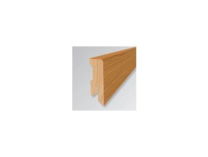 Tilo soklová lišta dřevěná dýha DUB  nugat