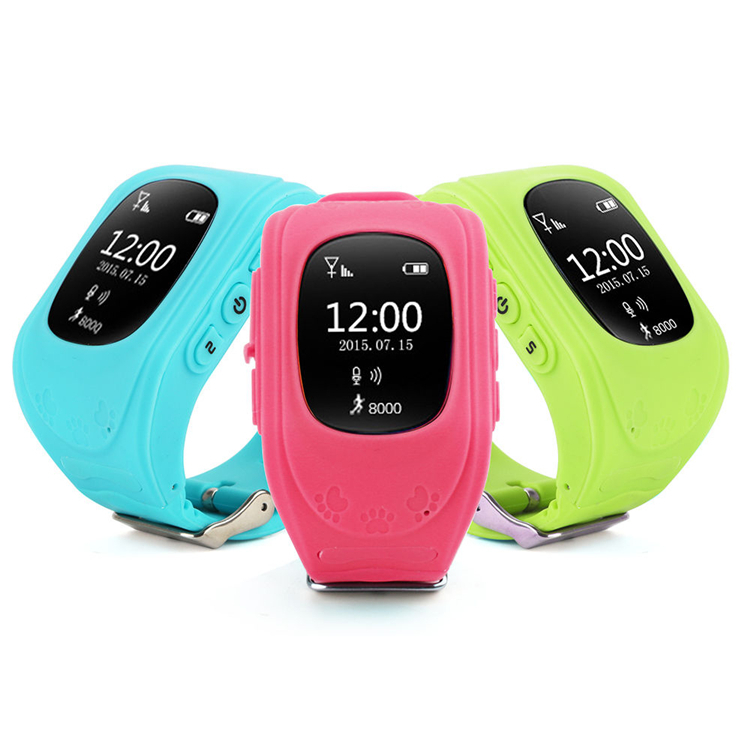 GPS hodinky pre deti