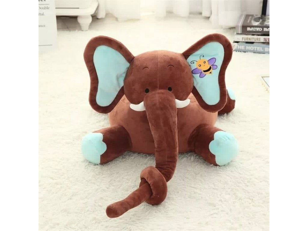 mamut hnedy