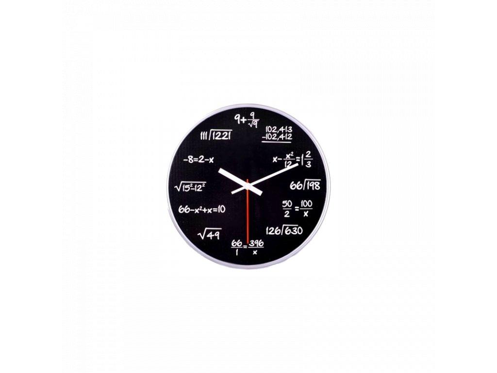 matematicke hodiny