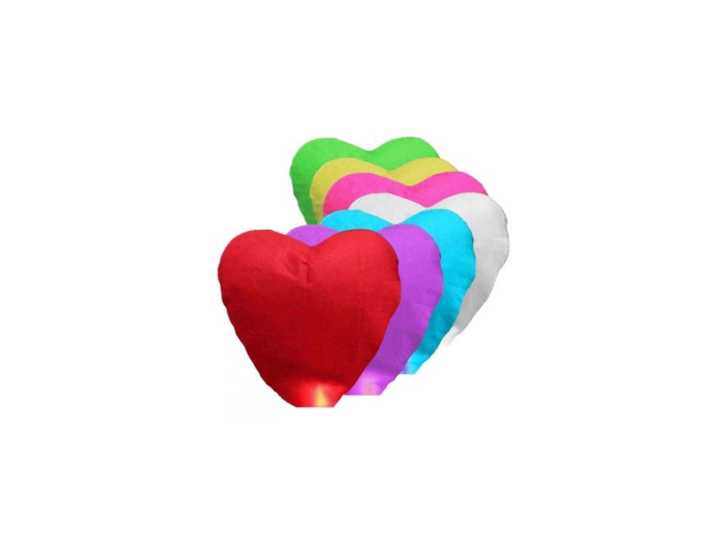 lampion srdce