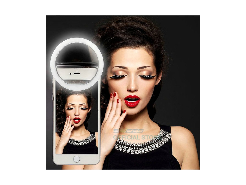 Mobile LED Selfie Ring Cover For Android Smart Phone Flash Light Luminous Case iPhone 5 5C.jpg 640x640