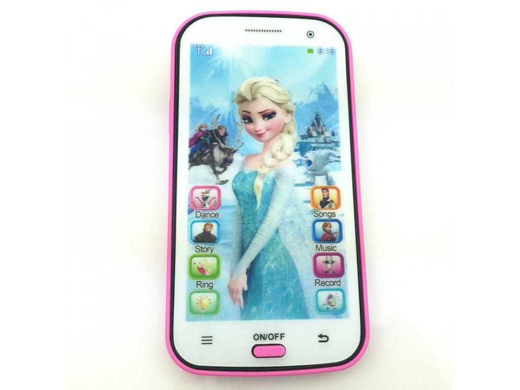 Detský mobil - Frozen