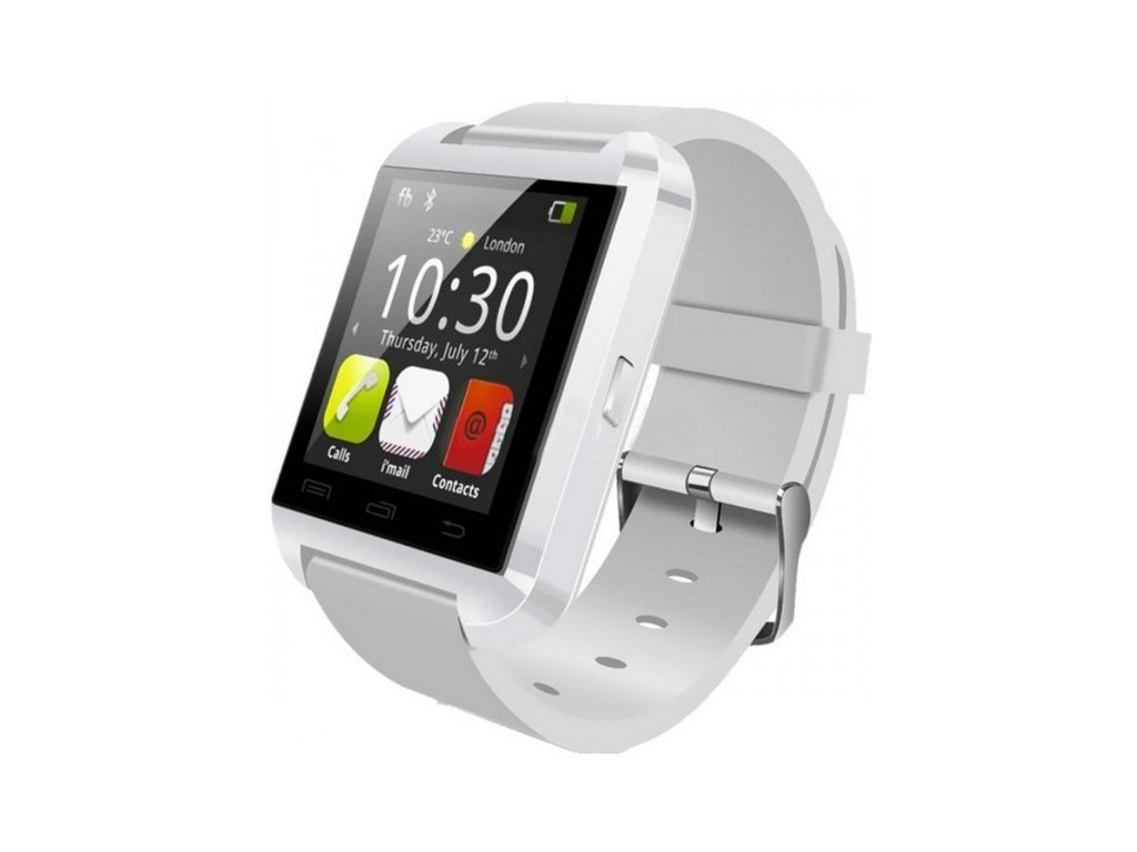 7391299 bingo u8 smartwatch white skupddtk1q picture large