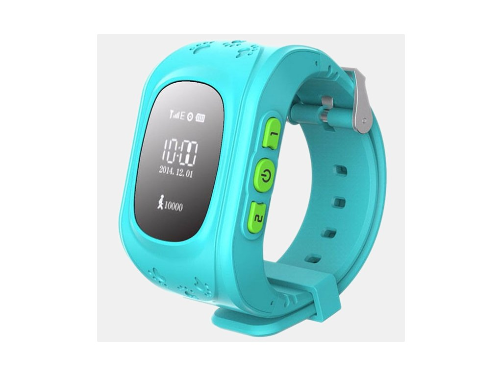 Kids GPS Watch Blue 1024x1024