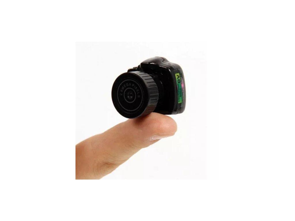 Najmenšia kamera na svete I95