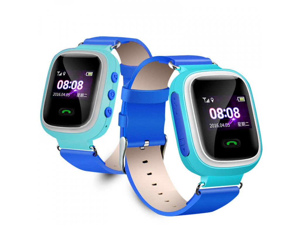 GPS Tracker Watch Q60 smart baby watch tracking for Kid Safe SOS Call Anti Lost reminder 2