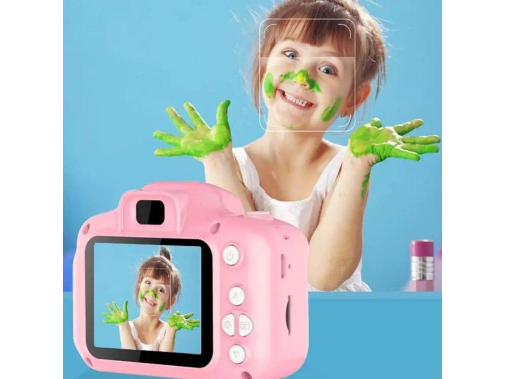 Detský mini fotoaparát