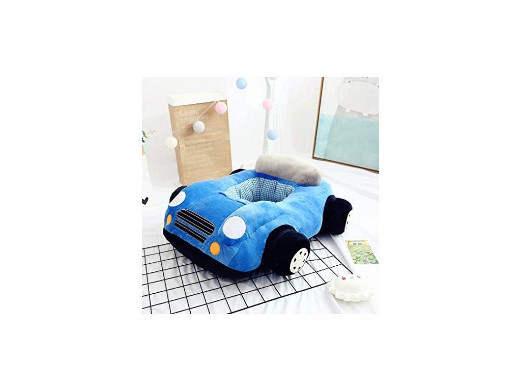 baby sofa car blue