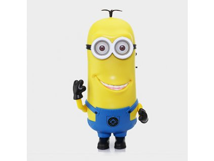 Retail New Portable Minion Speaker Mini Speaker MP3 4 Player Amplifier With FM Radio USB Micro