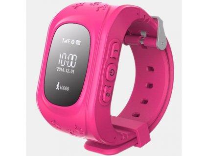 Kids GPS Watch Pink 1024x1024