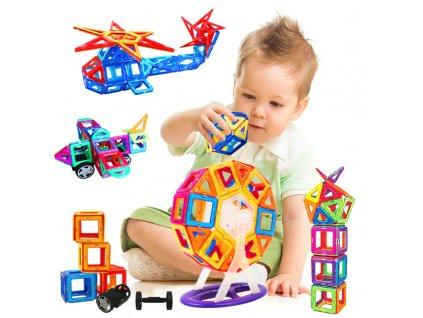 Screenshot 2021 01 13 US $11 77 31% OFF Magnet Blocks KIDS Magnetic sheet Building Blocks children Puzzle toy DIY Education[...]
