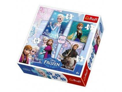 frozen 4v1