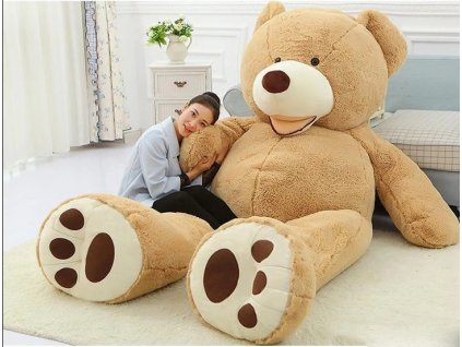 MAXI Plyšový medveď TEDDY 340cm