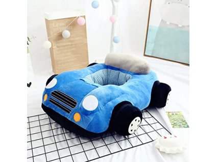 baby sofa car blue