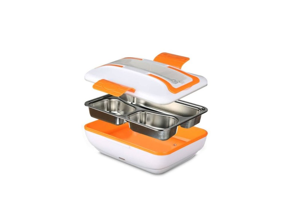 Factory Supply Wholesale High Quality Food Heated Electric Lunch Box