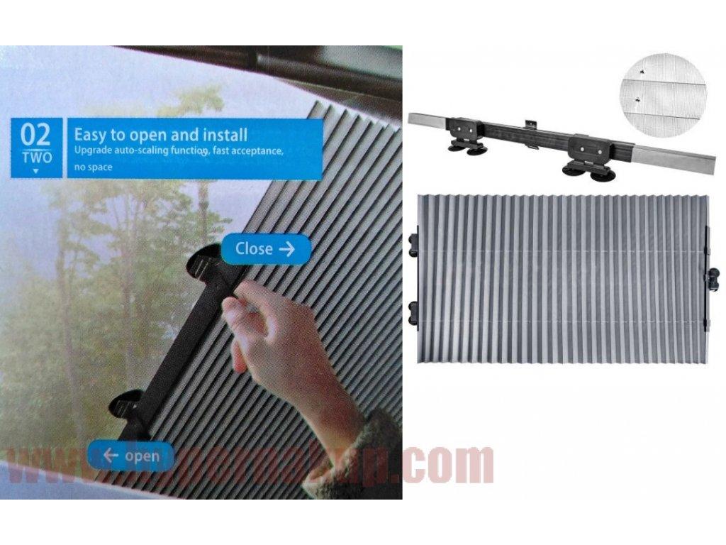 slnecna clona uv roleta do auta na sklo vehicle shade