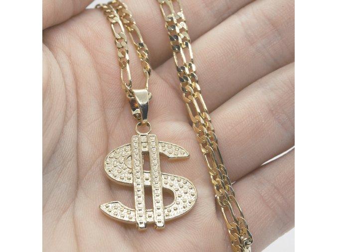 Náhrdelník Zlatý Dolár