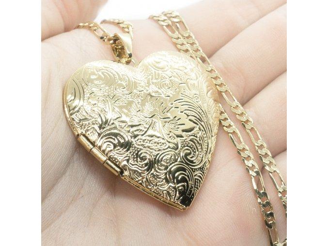 Retiazka Heart-2433